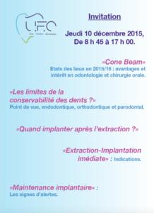 Implantologie @ Hôtel Mercure Arras